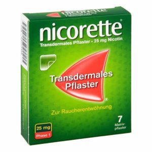 Nicorette Nikotinpflaster
