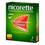 Nikotinpflaster Nicorette Phase 2
