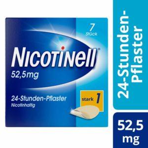 Nikotinpflaster Nicotinell stark