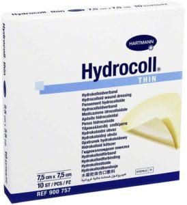 Hydrokolloid Pflaster THIN