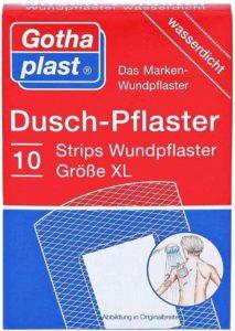 Gothaplast Duschpflaster